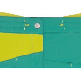 La Sportiva TX Shorts Women emerald/citronelle